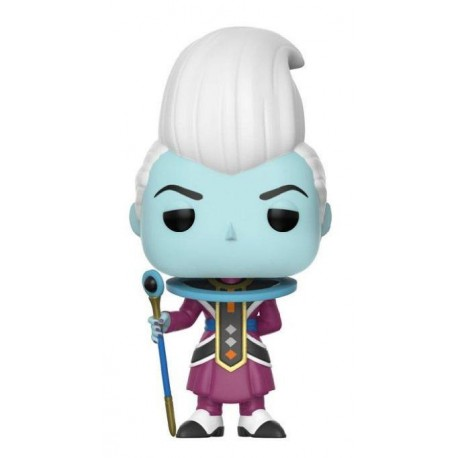 Dragonball Super POP! Animation Vinyl figurine Whis 9 cm