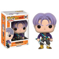 Dragonball Z POP! Animation Vinyl figurine Trunks 9 cm
