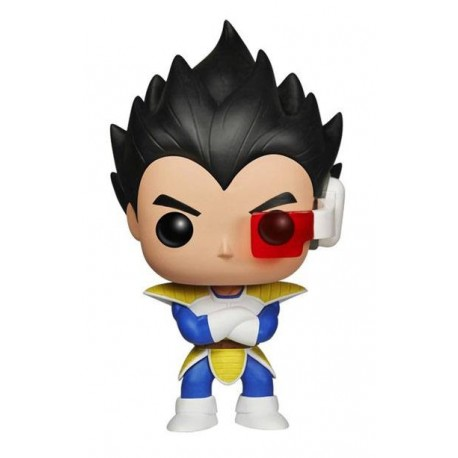 Dragonball Z POP! Vinyl figurine Vegeta 10 cm