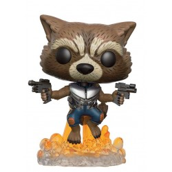 Les Gardiens de la Galaxie Vol. 2 Figurine POP! Marvel Vinyl Rocket Raccoon 9 cm