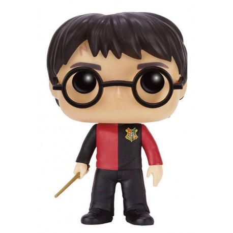 Harry Potter POP! Movies Vinyl figurine Harry Triwizard 9 cm