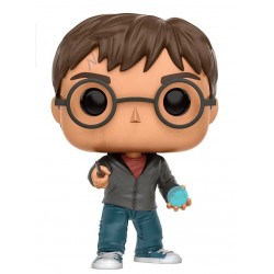 Harry Potter POP! Movies Vinyl figurine Harry With Prophecy 9 cm