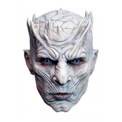 Le Trône de fer masque latex Night King