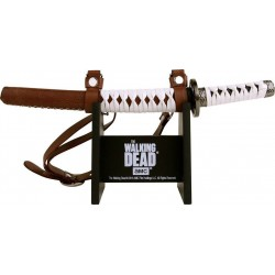 The Walking Dead coupe-papier katana de Michonne 23 cm