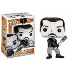 Walking Dead POP! Television Vinyl figurine Black & White Negan 9 cm
