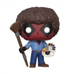 Deadpool Parody POP! Marvel Vinyl figurine Deadpool 70s with Afro 9 cm