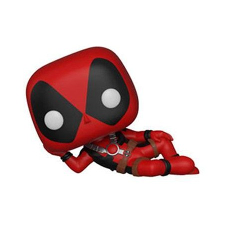 Deadpool Parody POP! Marvel Vinyl figurine Deadpool 9 cm