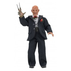 Nightmare On Elm Street 3 figurine Retro Tuxedo Freddy 20 cm