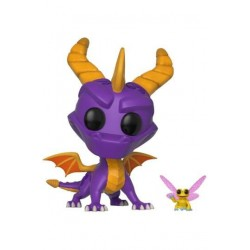Spyro the Dragon Figurine POP! Games Vinyl Spyro & Sparx 9 cm