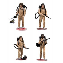 Stranger Things pack 4 figurines Ghostbusters 15 cm