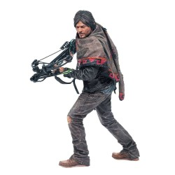 The Walking Dead figurine Deluxe Daryl Dixon 25 cm