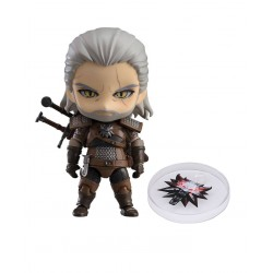 The Witcher 3 Wild Hunt figurine Nendoroid Geralt heo Exclusive 10 cm