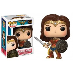 Wonder Woman Movie Figurine POP! Heroes Vinyl Wonder Woman 9 cm