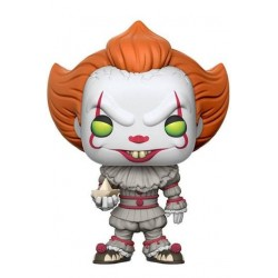 Ça (It) POP! Movies Vinyl figurine Pennywise (with Boat) 9 cm