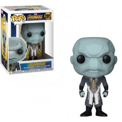 Avengers Infinity War POP! Movies Vinyl figurine Ebony Maw 9 cm