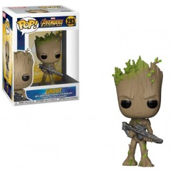 Avengers Infinity War POP! Movies Vinyl figurine Groot 9 cm