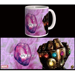 Avengers Infinity War mug Power Stone
