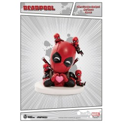 Marvel Comics figurine Mini Egg Attack Deadpool Day Dream 6 cm