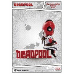 Marvel Comics figurine Mini Egg Attack Deadpool Servant 9 cm