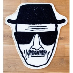 Breaking Bad tapis Heisenberg 80 x 84 cm