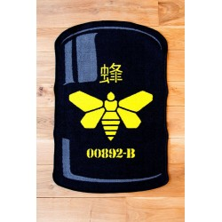 Breaking Bad tapis Methylamine Barrel 67 x 100 cm