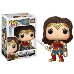 Justice League Movie POP! Movies Vinyl figurine Wonder Woman 9 cm