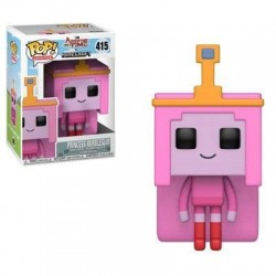 Adventure Time / Minecraft Figurine POP! Television Vinyl Princess Bubblegume 9 cm