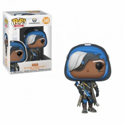 Overwatch Figurine POP! Games Vinyl Ana 9 cm