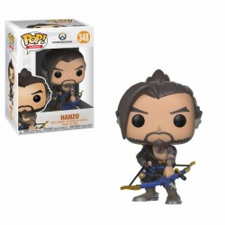 Overwatch Figurine POP! Games Vinyl Hanzo 9 cm
