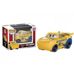 Cars 3 POP! Disney Vinyl Figurine Cruz Ramirez 9 cm