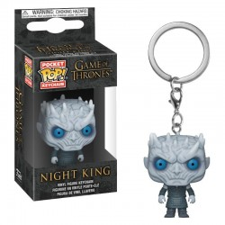 Le Trône de fer porte-clés Pocket POP! Vinyl Night King 4 cm