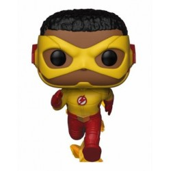 The Flash Figurine POP! Television Vinyl Kid Flash 9 cm