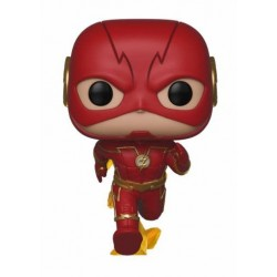 The Flash Figurine POP! Television Vinyl Flash 9 cm