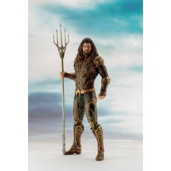 Justice League Movie statuette PVC ARTFX+ 1/10 Aquaman 20 cm