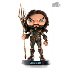 Justice League figurine Mini Co. PVC Aquaman 14 cm