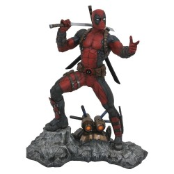 Marvel statuette Premier Collection Deadpool 30 cm