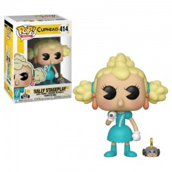 Cuphead POP! Games Vinyl figurine Sally Stageplay 9 cm