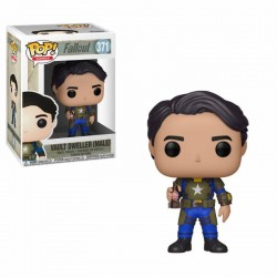Fallout Figurine POP! Games Vinyl Vault Dweller Male 9 cm