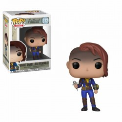 Fallout Figurine POP! Games Vinyl Vault Dweller Female 9 cm