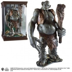 Harry Potter Statuette Magical Creatures Troll 13 cm
