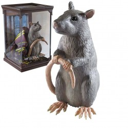 Harry Potter Statuette Magical Creatures Scabbers 13 cm