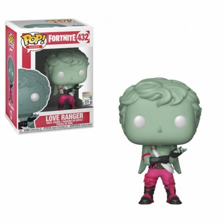Fortnite Figurine POP! Games Vinyl Love Ranger 9 cm