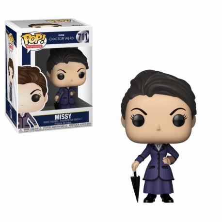 Doctor Who Figurine POP! TV Vinyl Missy 9 cm