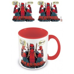 Deadpool mug Coloured Inner 2 Thumbs