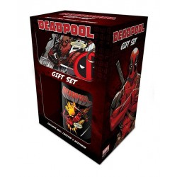 Deadpool coffret cadeau Merc With a Mouth