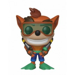 Crash Bandicoot POP! Games Vinyl figurine Scuba Crash 9 cm