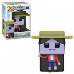 Adventure Time / Minecraft Figurine POP! Television Vinyl Marceline 9 cm