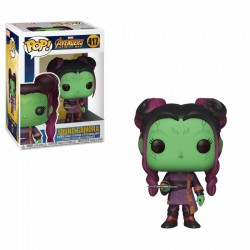 Avengers Infinity War POP! Movies Vinyl figurine Young Gamora with Dagger 9 cm