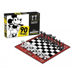 Disney jeu d´échecs Collector's Set Mickey The True Original