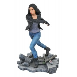 The Defenders Marvel TV Gallery statuette Jessica Jones 23 cm